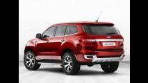 Ford Everest Concept antecipa SUV da Ranger que pode vir ao Brasil