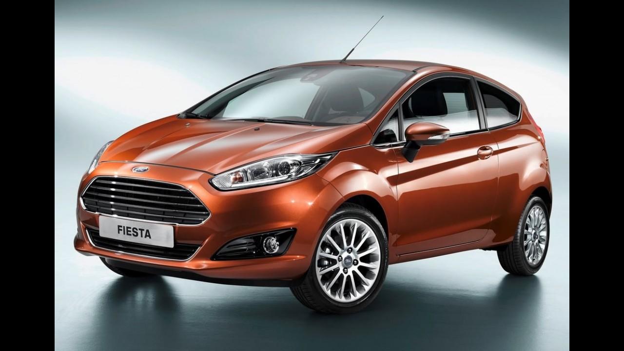 New Ford Fiesta 2013 ganha motor 1.0 EcoBoost, Active City Stop e MyKey na Europa