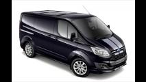 Nova Ford Transit ganha versão Sport na Europa