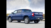 Novos tempos: Toyota Tundra deverá ganhar versão diesel nos EUA
