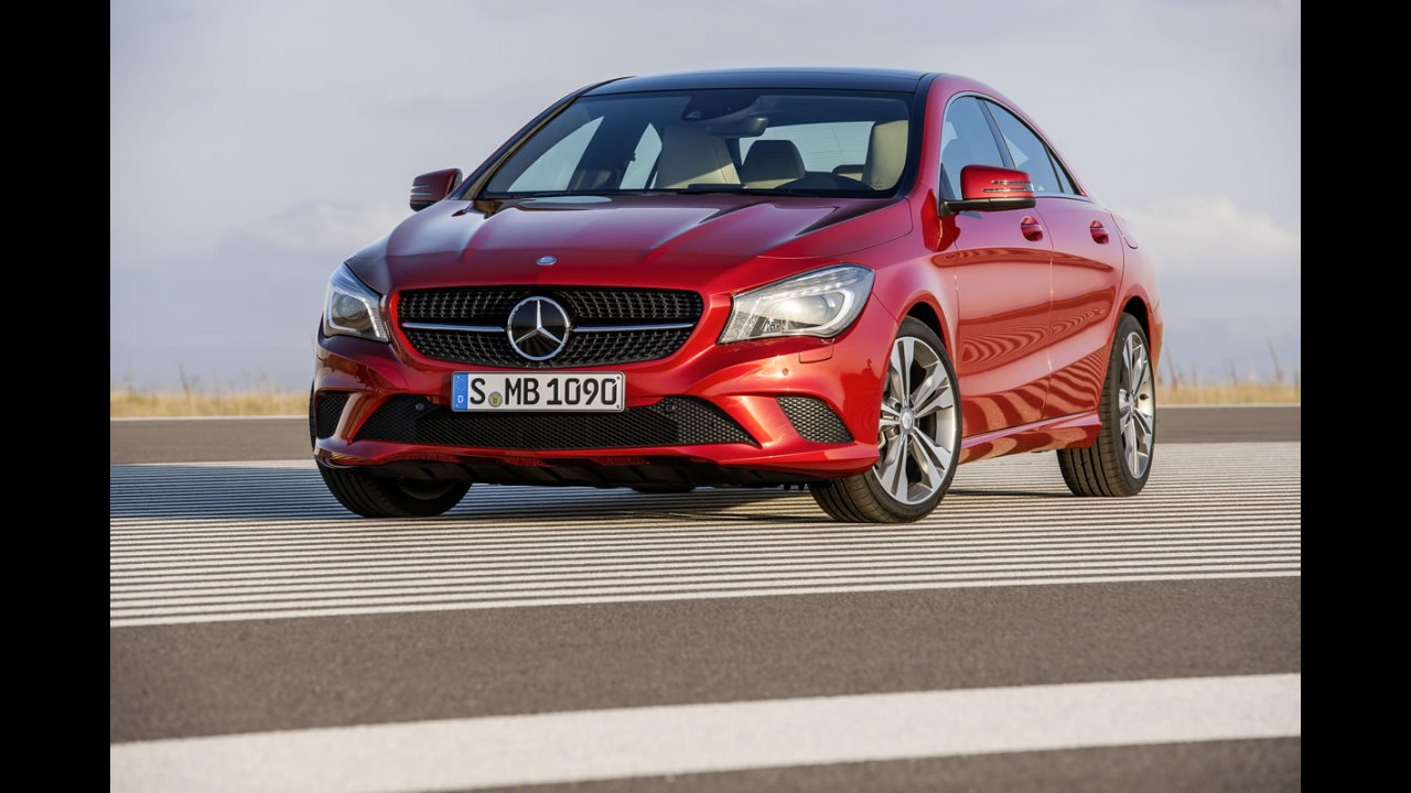 Segredo: Mercedes-Benz deve produzir CLA em Resende (RJ)