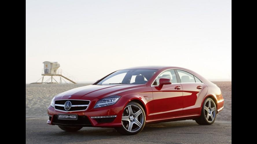 Mercedes fecha trimestre na liderança entre marcas Premium nos EUA