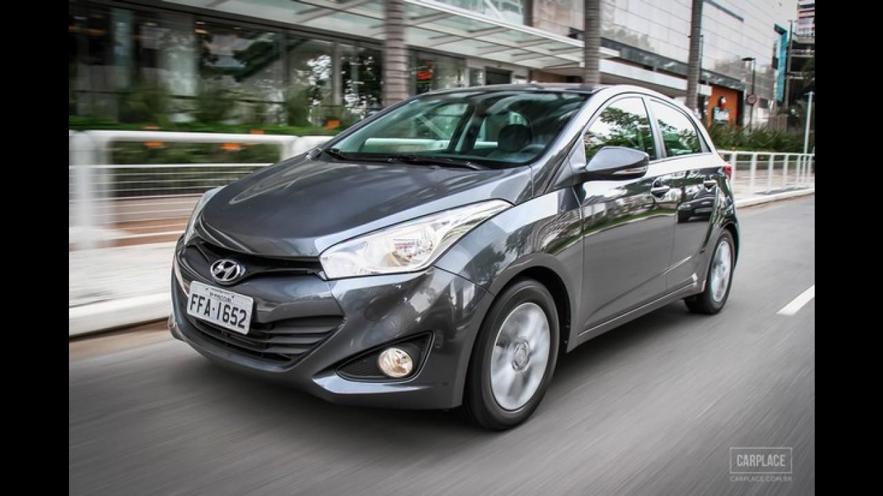 Hyundai HB20 tem patente registrada na China