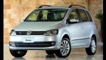 Nova VW SpaceFox 2011