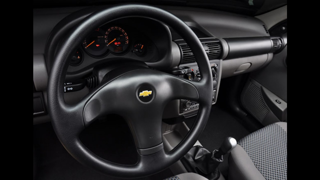 Novo Chevrolet Classic 2011é apresentado oficialmente – Modelo chega por R$ 28.294