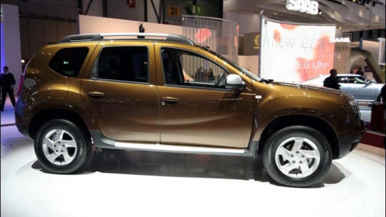 Dacia apresenta o utilitário Duster em Genebra - Modelo custa cerca de R$ 25 mil na Romênia