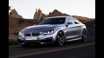 Salão de Detroit - BMW Concept Series 4 Coupe é o futuro do Série 3 Cupê