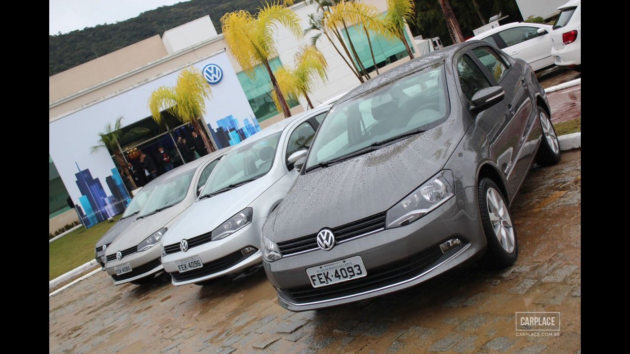 Volkswagen Gol e Voyage 1.6 ganham freios ABS e airbag duplo de série