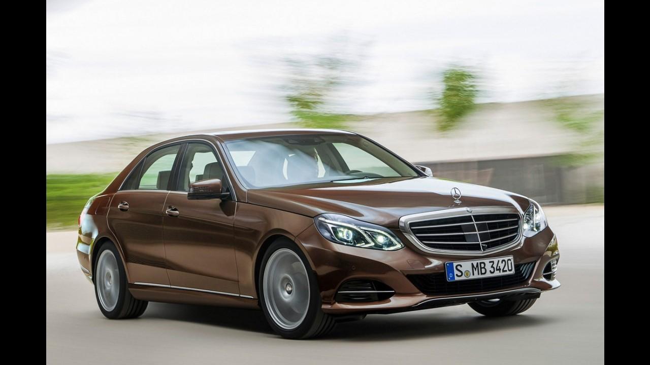 Mercedes-Benz planeja ser líder mundial do segmento premium até 2020