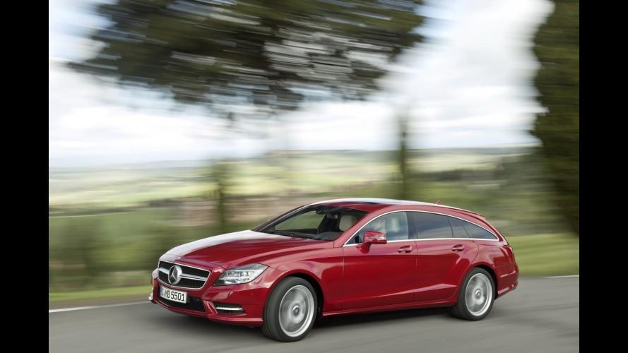 Galeria de fotos: Mercedes-Benz CLS Shooting Brake