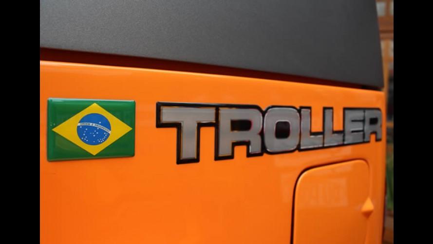 Surpresa: Troller apresentará conceito futurista inédito no Salão do Automóvel de São Paulo