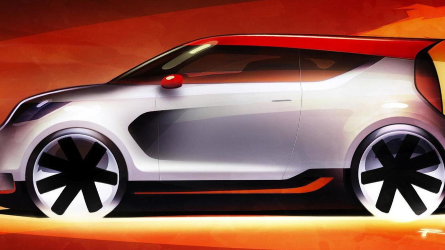 Kia Track-ster Concept targets Juke R - teased for Chicago