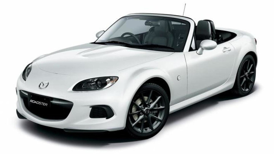 2013 Mazda MX-5 facelift officially announced