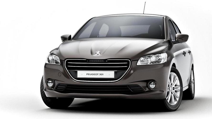 Peugeot 301 Paris
