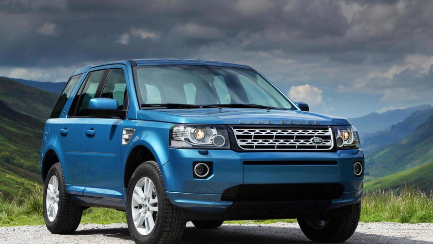 Land Rover updates Freelander 2