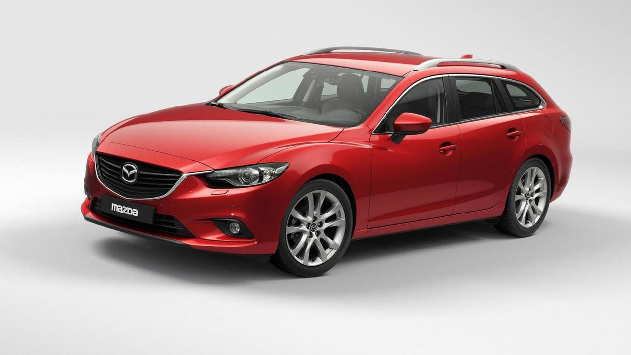 2014 Mazda6 With I ELOOP Returns 40 Mpg Hwy