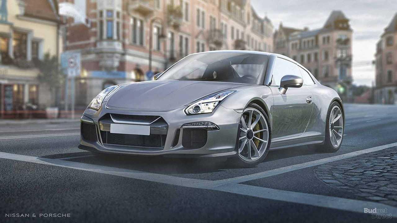 Porsche & Nissan