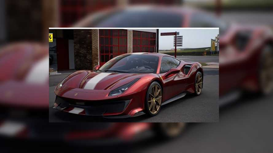 Justin Verlander's Ferrari 488 Is As Fiery As His Fastball
