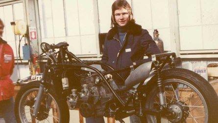 Suzuki To Rebuild Classic G-54 Racer
