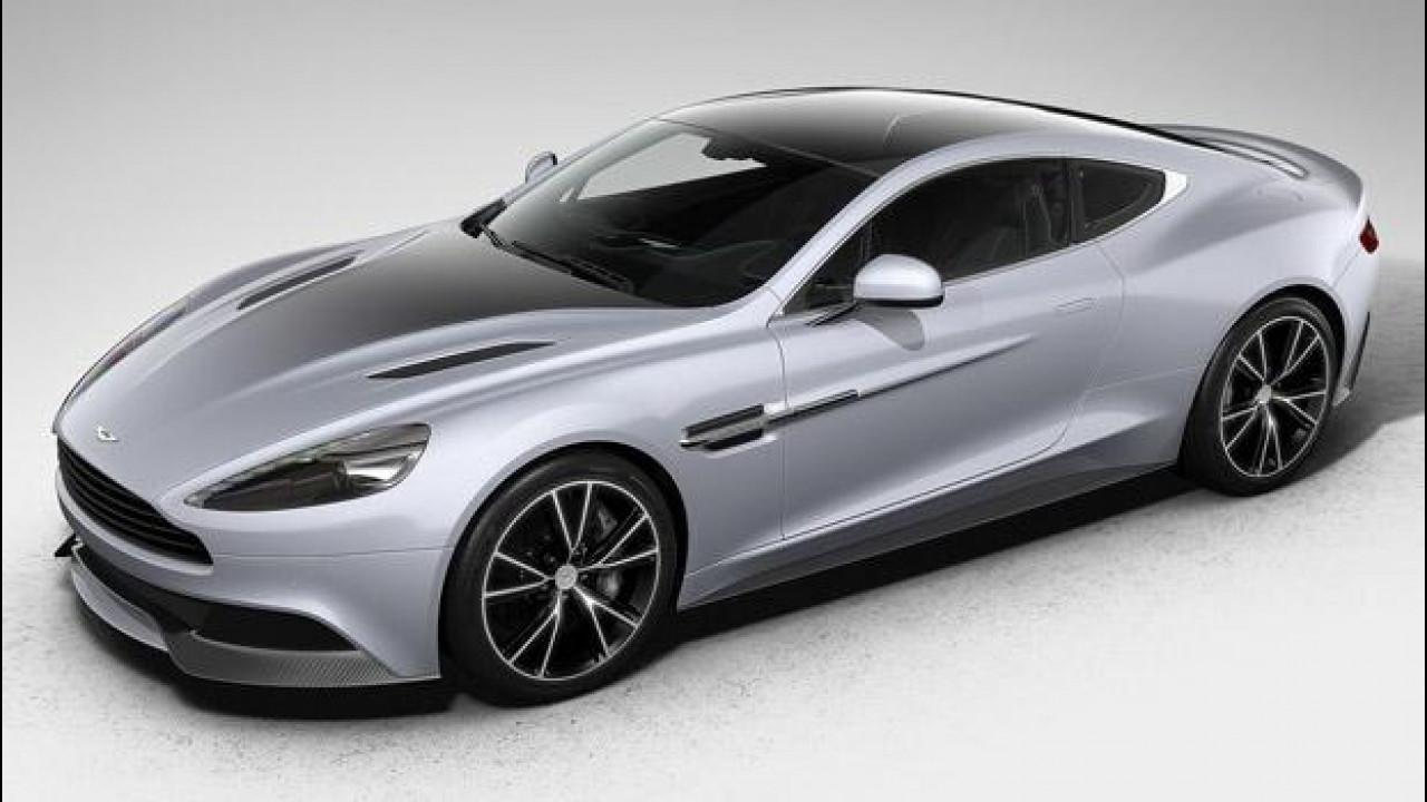 [Copertina] - Aston Martin Vanquish Centenary Edition