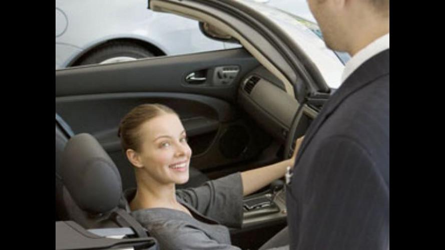 Green Mobility Rental, anche l'auto ecologica si noleggia a lungo termine