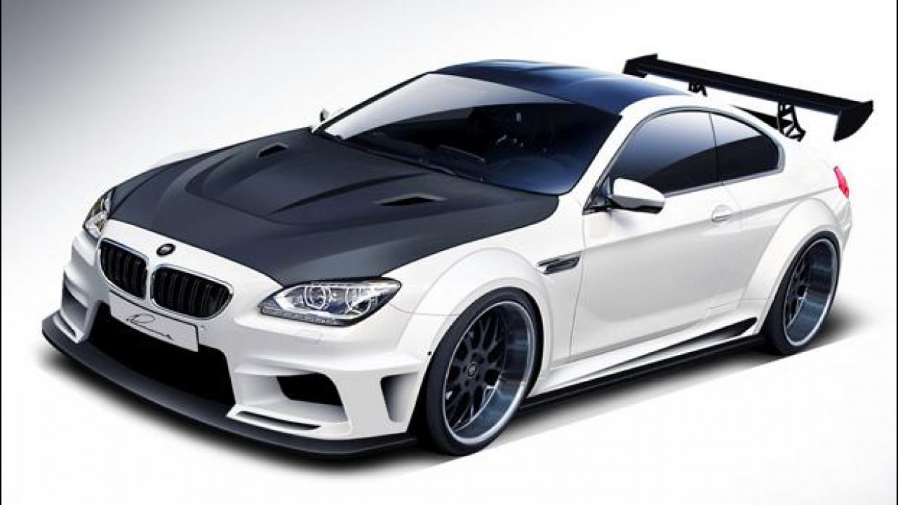 [Copertina] - BMW M6 by LUMMA Design