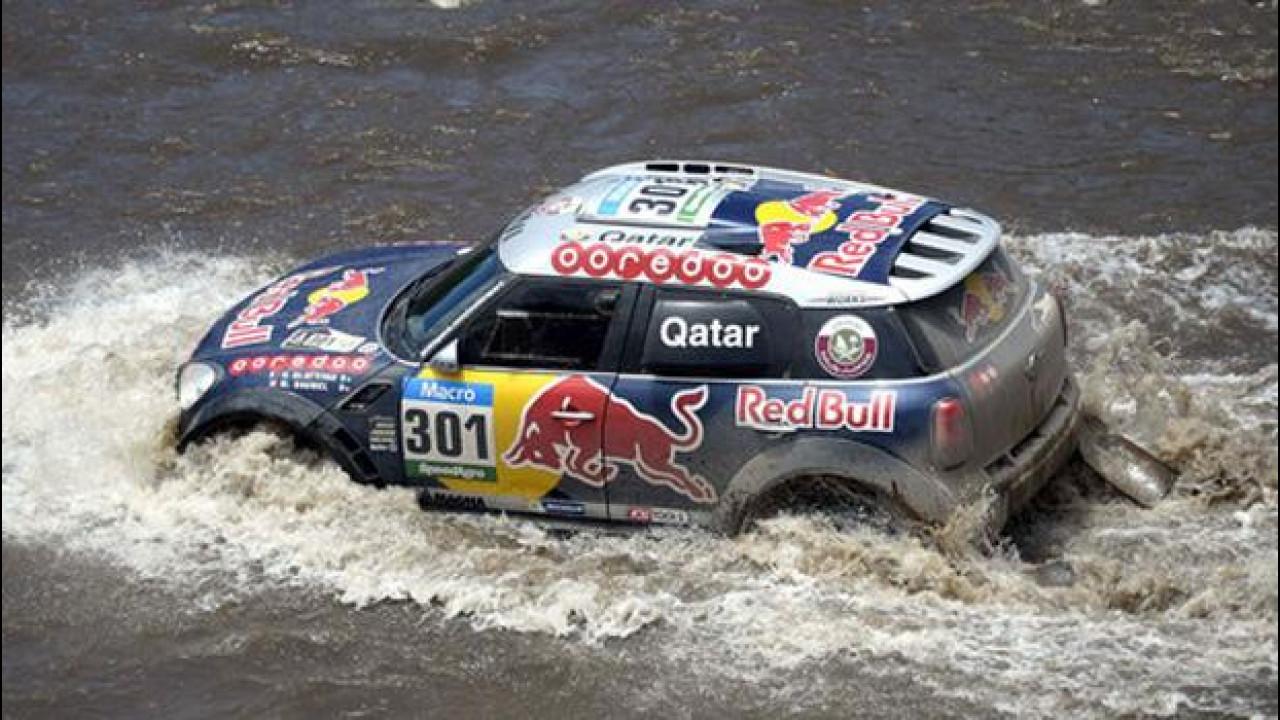 [Copertina] - Dakar 2015, nuova vittoria di tappa per Al-Attiyha