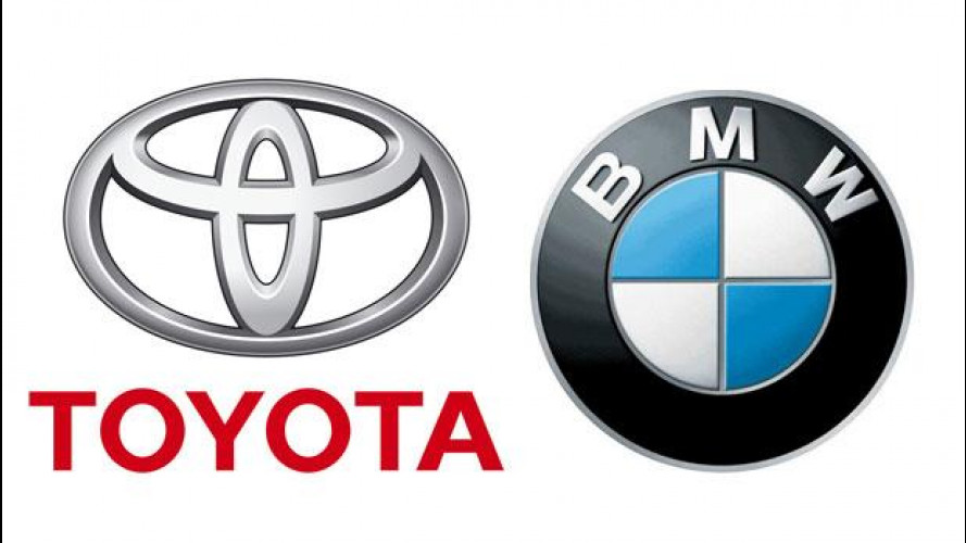Toyota e BMW collaborano su ambiente e sportività