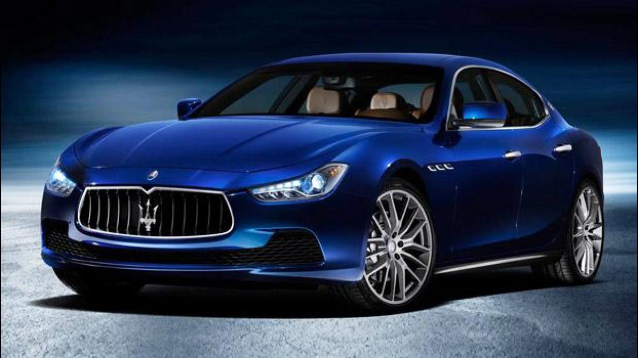 [Copertina] - Maserati Ghibli, nuove foto