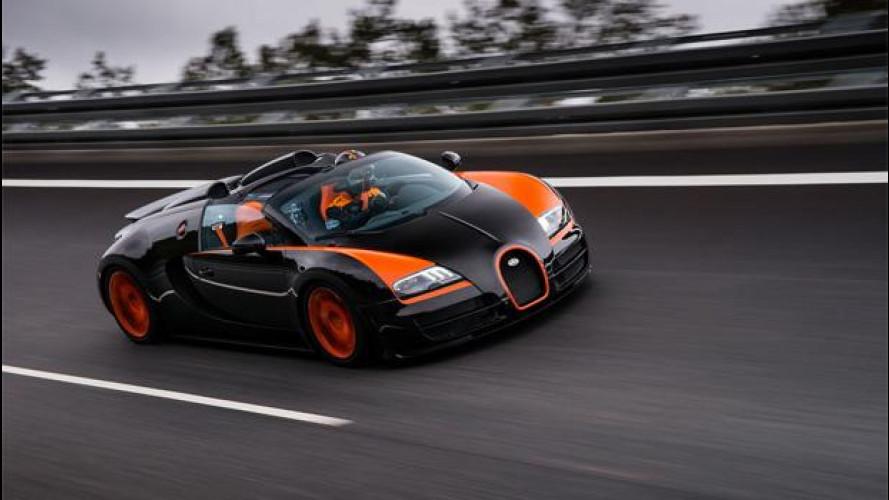 Bugatti Driving Experience 2013 al Paul Ricard