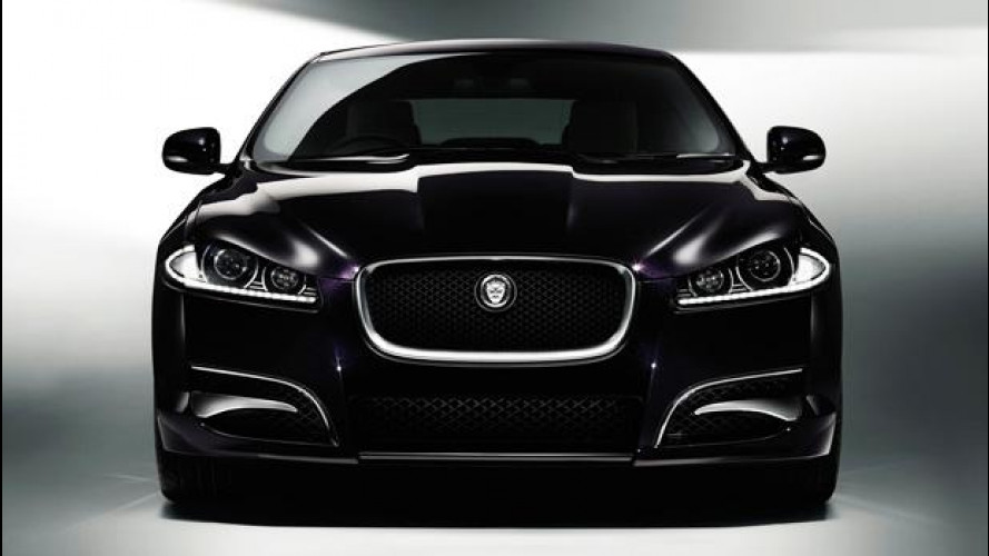 Jaguar XF Alive Edition