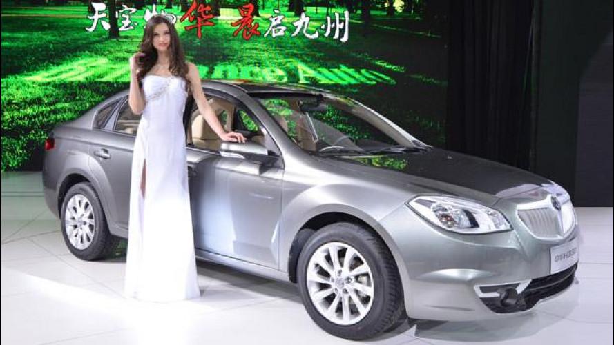 Salone di Shanghai 2013: vota l'Imperatrice