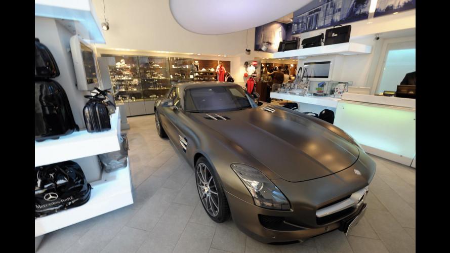 Ducati arriva nei Mercedes-Benz Spot