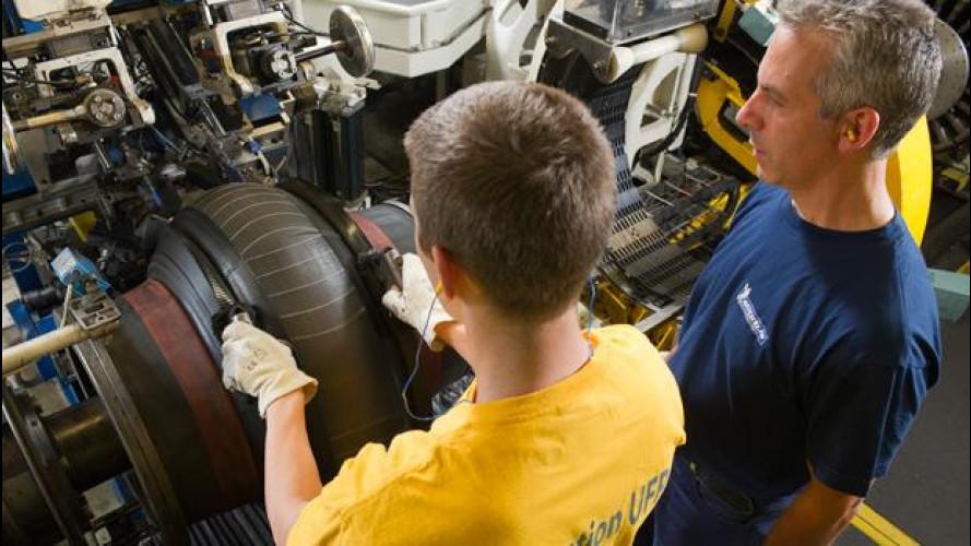 Michelin investe altri 18 milioni di euro in Italia