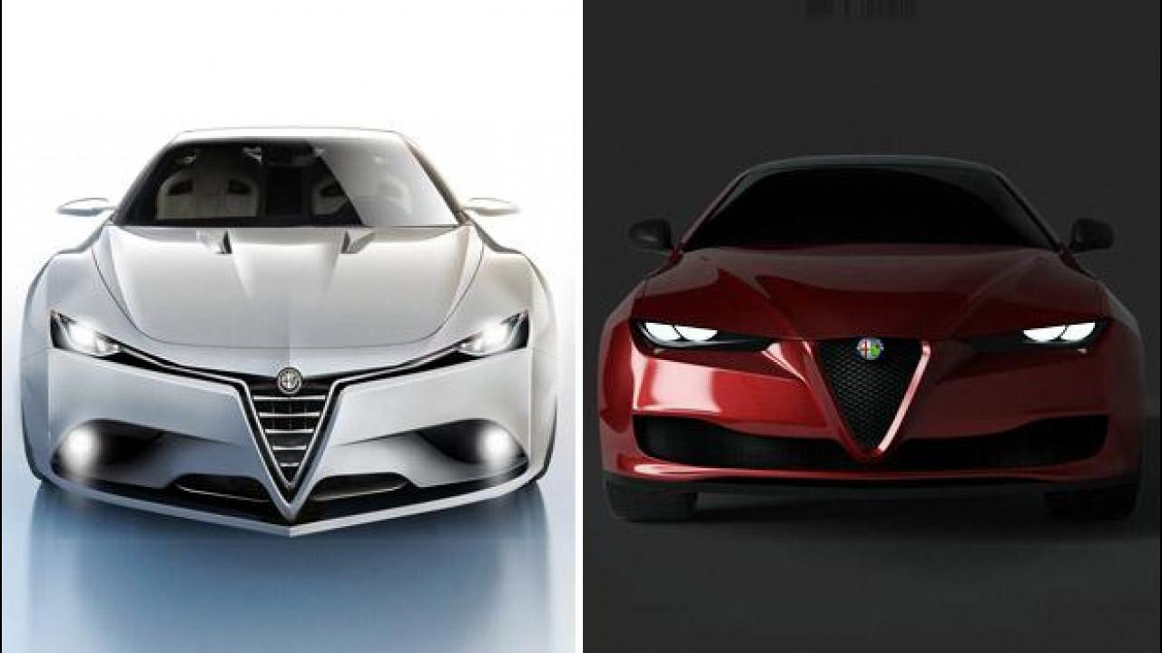 [Copertina] - Alfa Romeo, le novità fino al 2018