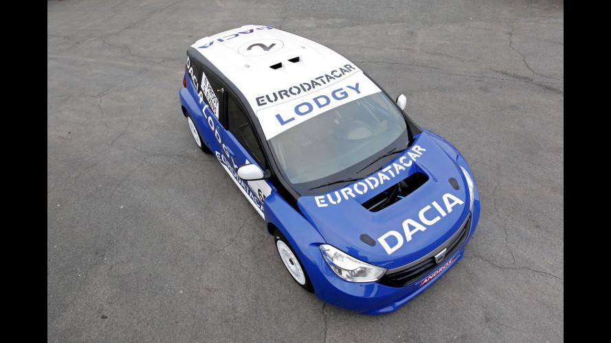 Dacia Lodgy, si chiama così la nuova MPV