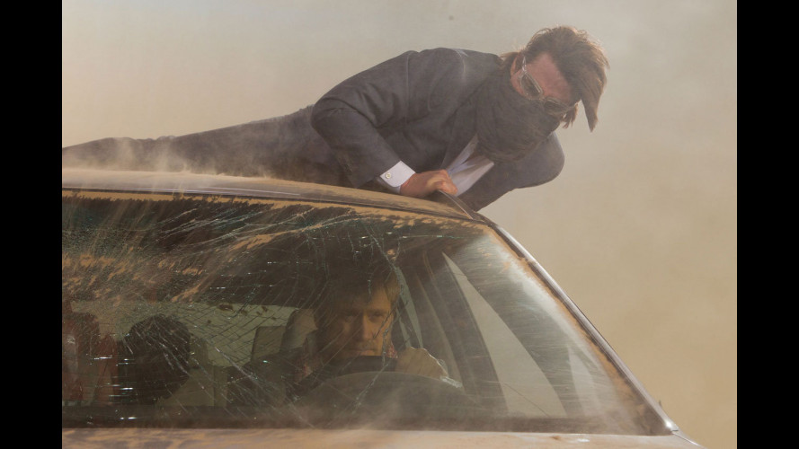 """Le BMW di """"Mission Impossible: Protocollo Fantasma"""""""