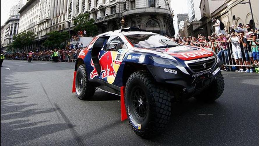 Dakar 2015: la gara in diretta web su OmniCorse.it