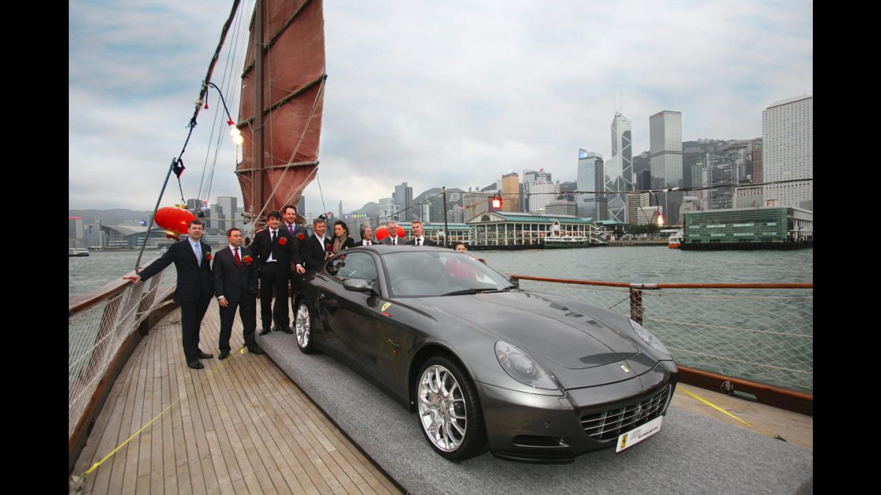 La 1.000esima Ferrari è arrivata ad Hong Kong