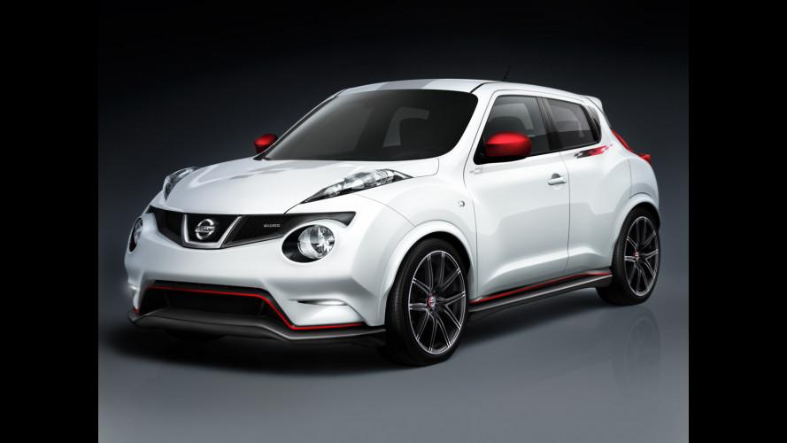 Nissan Juke Nismo Concept, stile e sportività