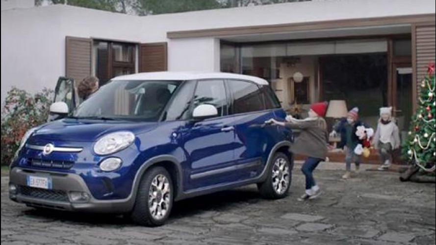 """Fiat si inventa la promozione che """"premia"""" le famiglie numerose"""