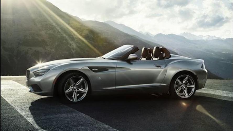 [Copertina] - BMW Zagato Roadster