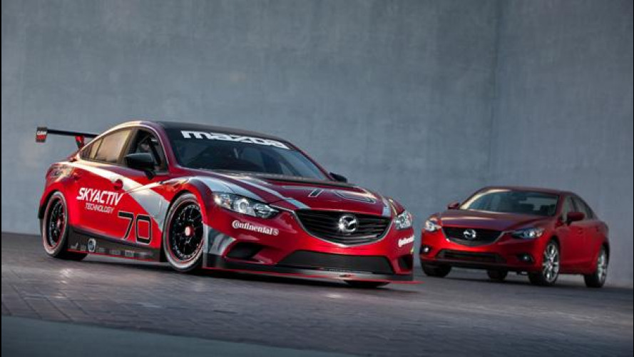 [Copertina] - La Mazda6 SKYACTIV-D vince a Indianapolis