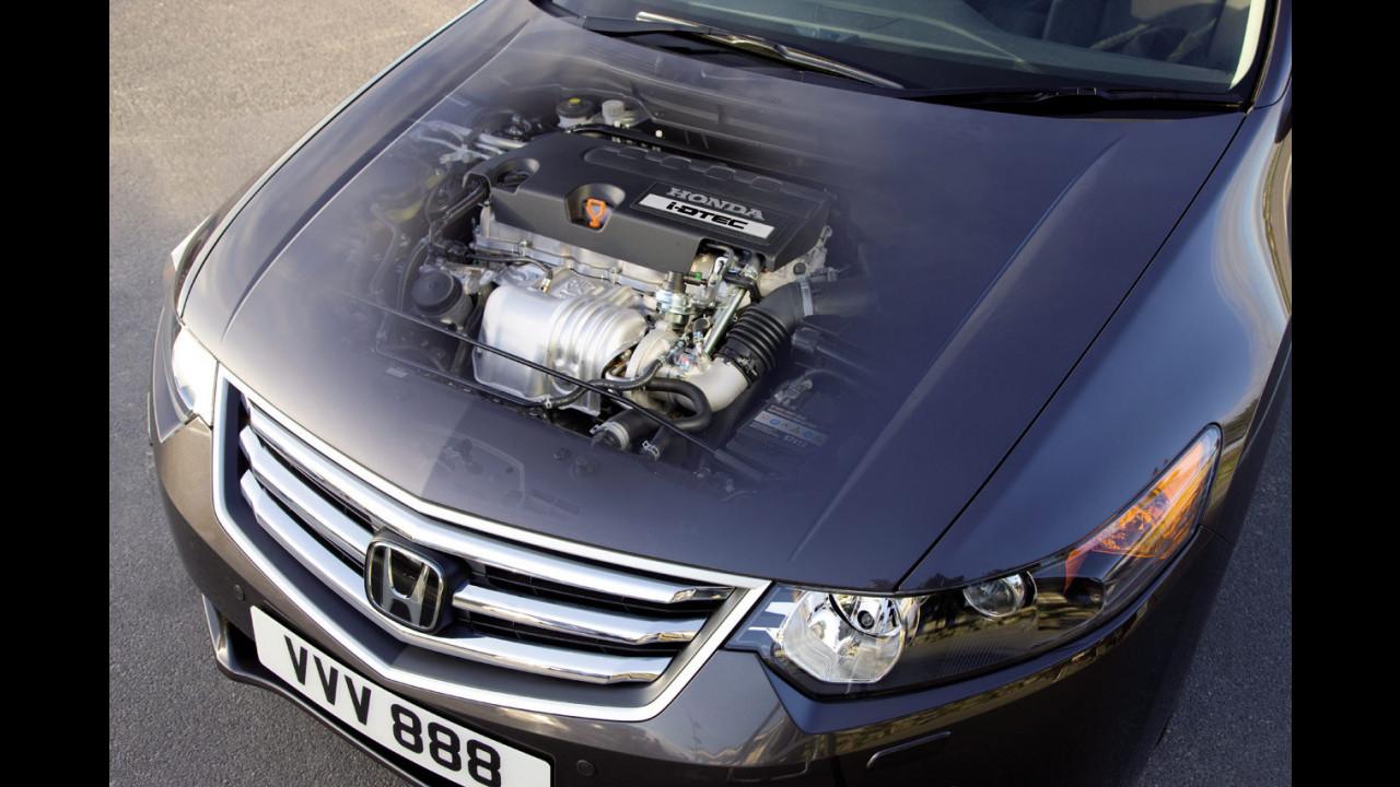 Il nuovo cambio automatico della Honda Accord