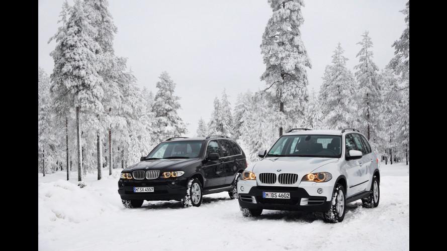 Richiamo negli USA per BMW Serie 1, Serie 3, X5 e X6
