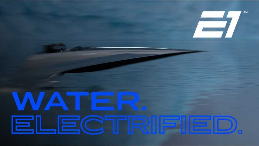 World's First Electric Powerboat Series Announced: Will Be Called E1