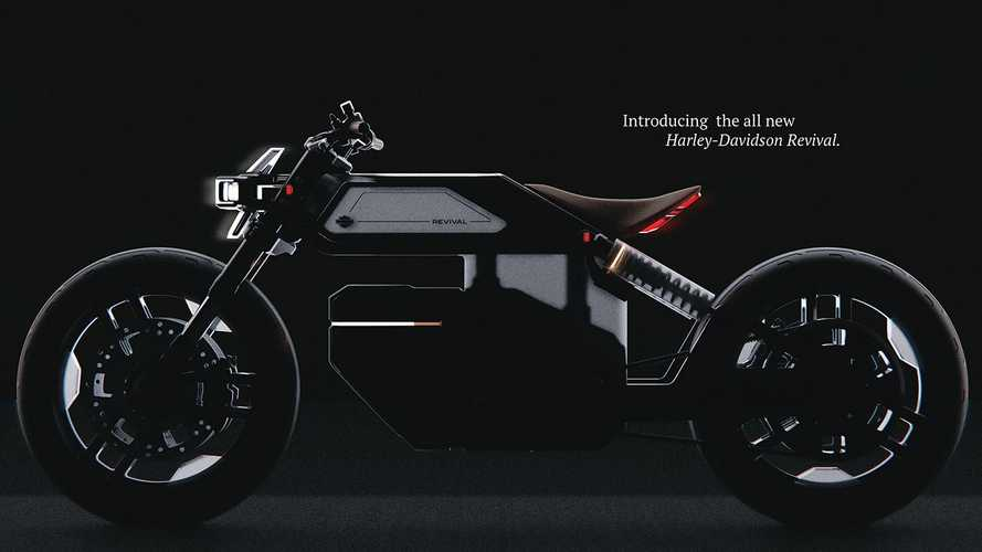 Could This Electric Bike Render Fix Harley's Generational Woes?