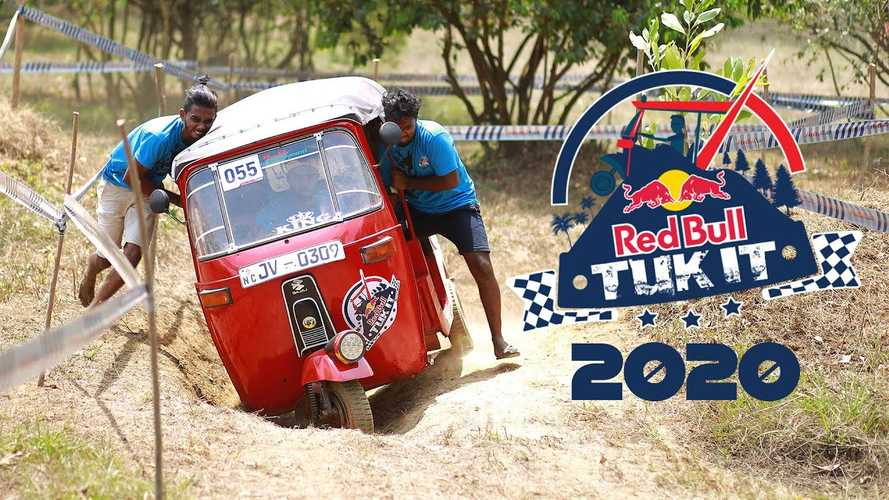 There's No Rally (Racing) Like Tuk-Tuk Rally, Like No Rally I Know