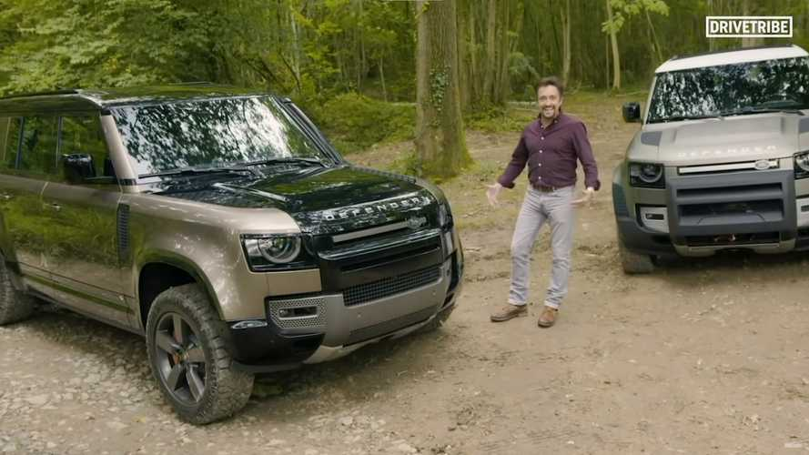 Richard Hammond Says Land Rover Defender Should Be Called Discovery