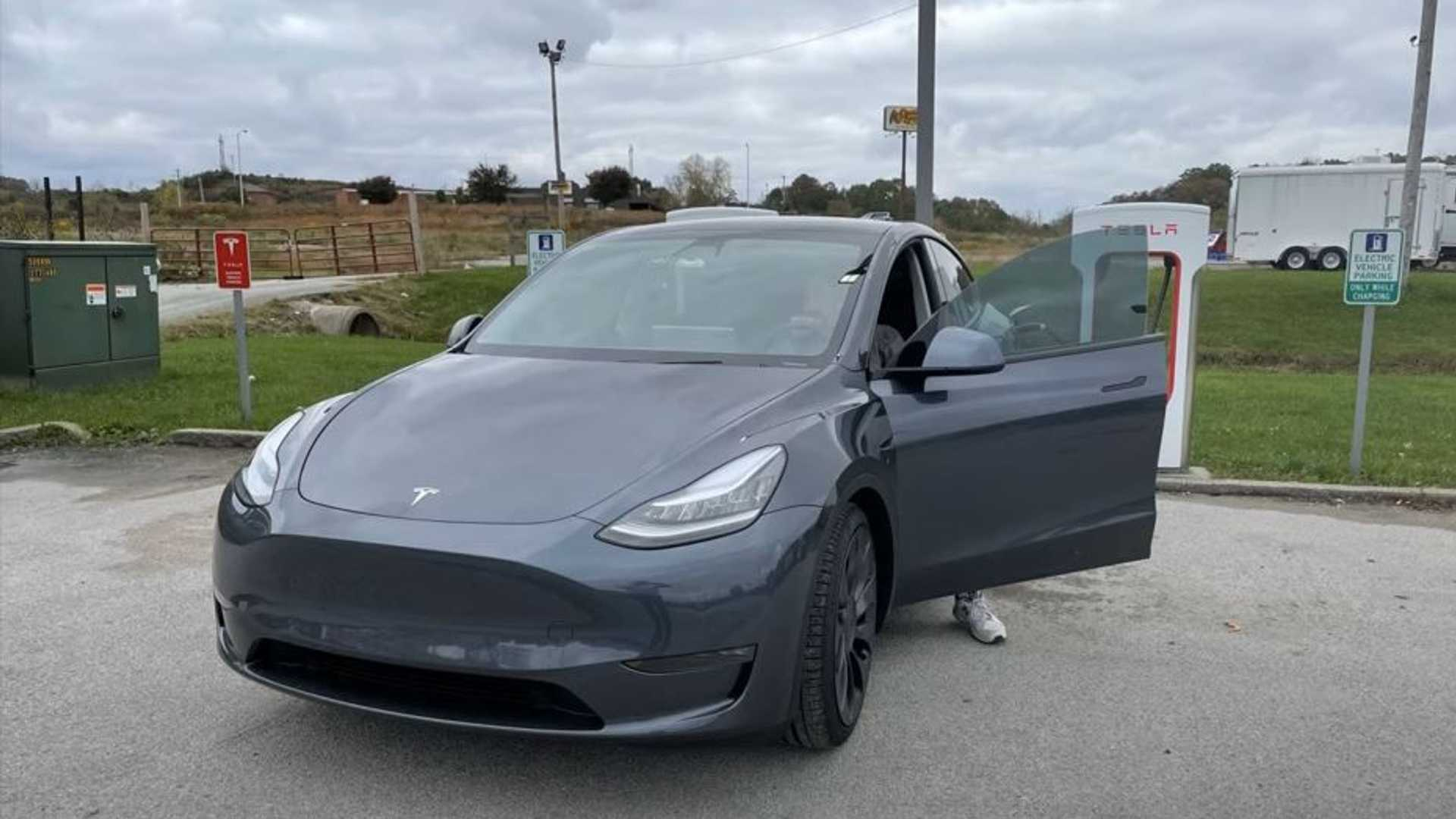 Driving A Tesla Model Y 1,200 Miles In Just One Day: Detroit To Tampa
